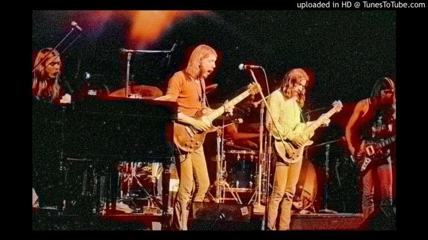 Allman Brothers, 1970