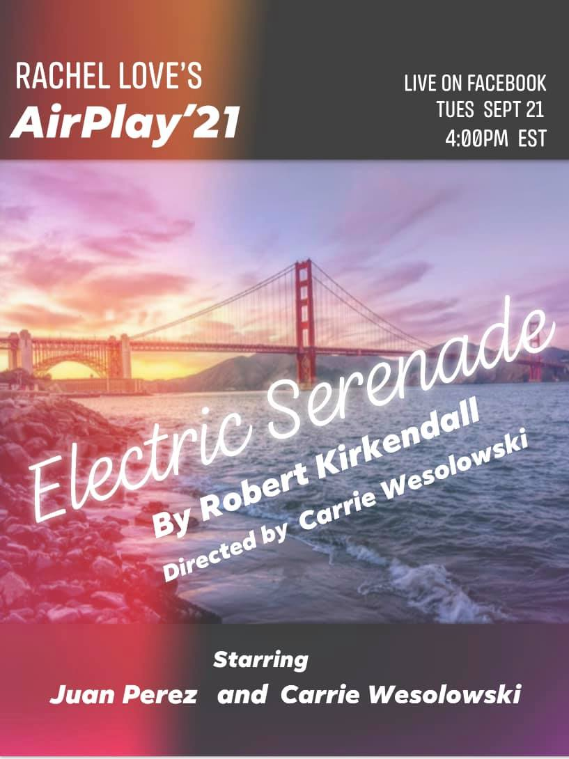 Upcoming Online Performance: ElectricSerenade